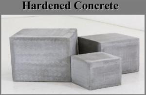 Hardened Concrete