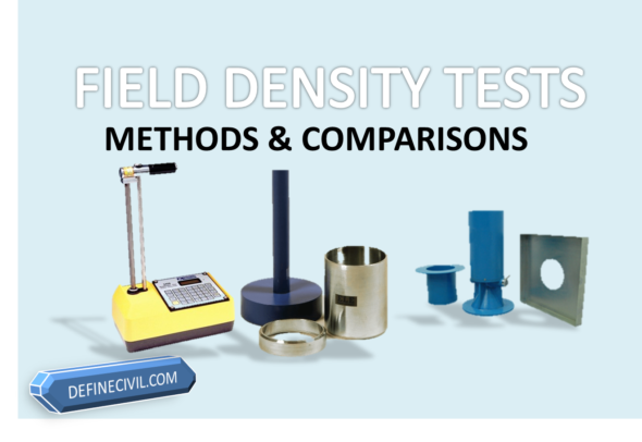 Field Density Test (FDT) 7 Methods and their Comparison