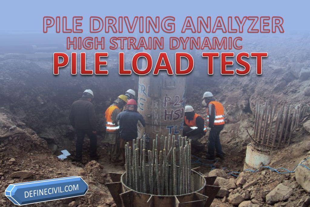 PDA Pile Testing