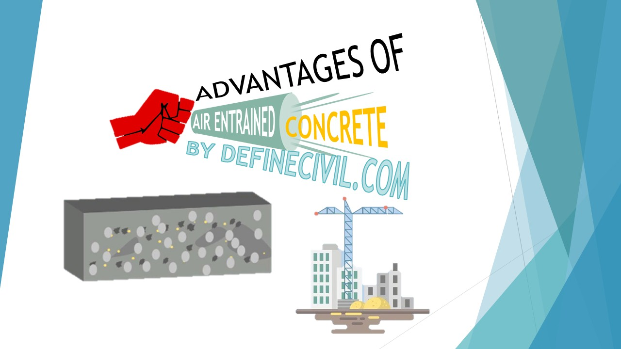 Advantages of Air-Entrained Concrete