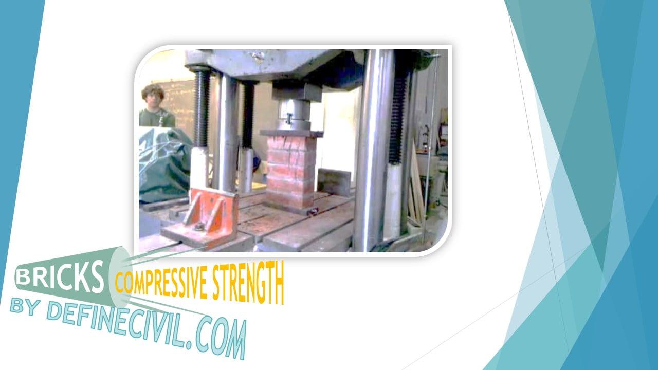 Compressive Strength of bricks