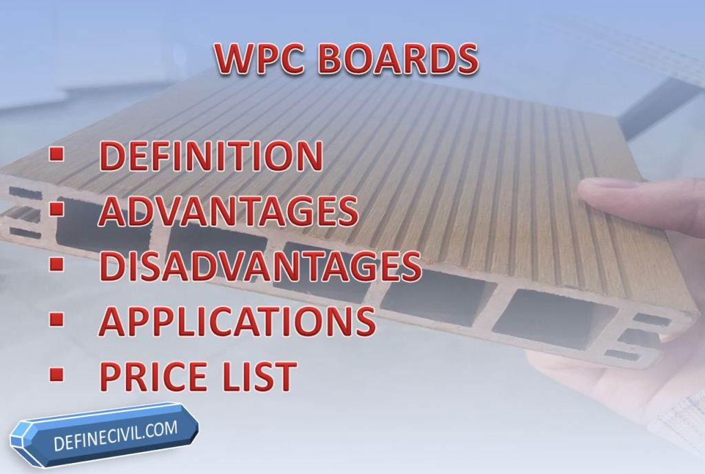 WPC boards