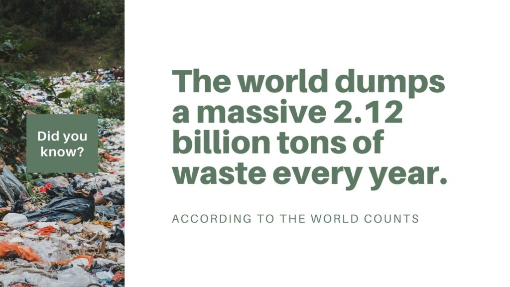 Reduce and recycle waste
