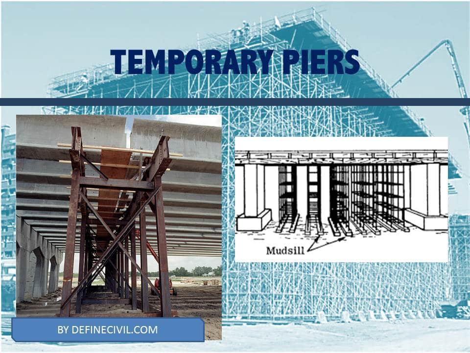 Temporary Piers