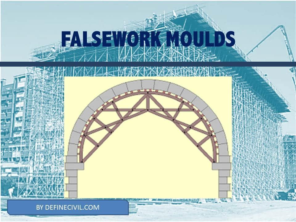 Falsework Molds