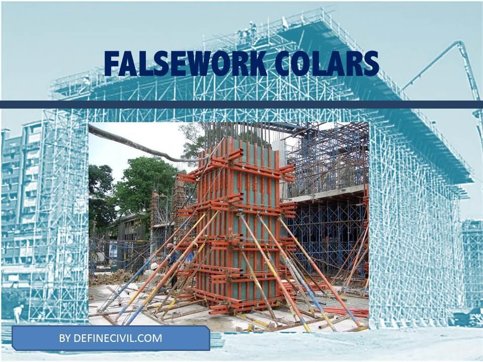 Falsework Collars