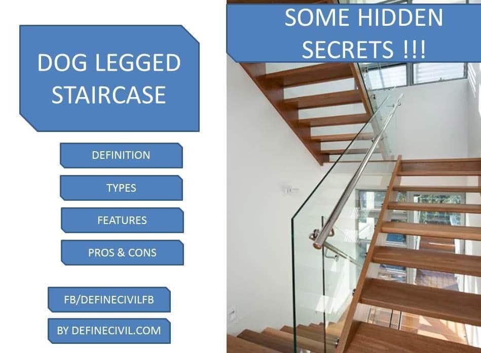 Dog-legged Staircase