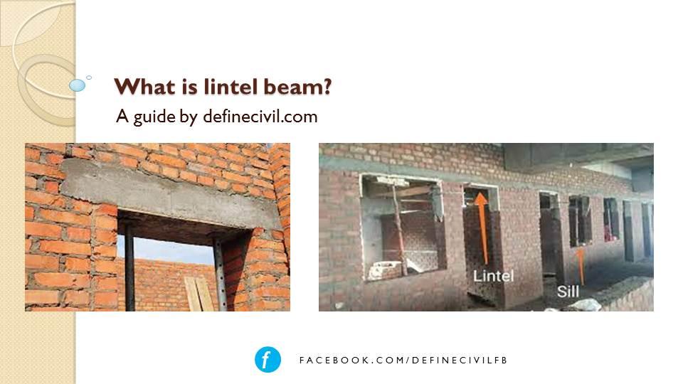 Lintel Beam