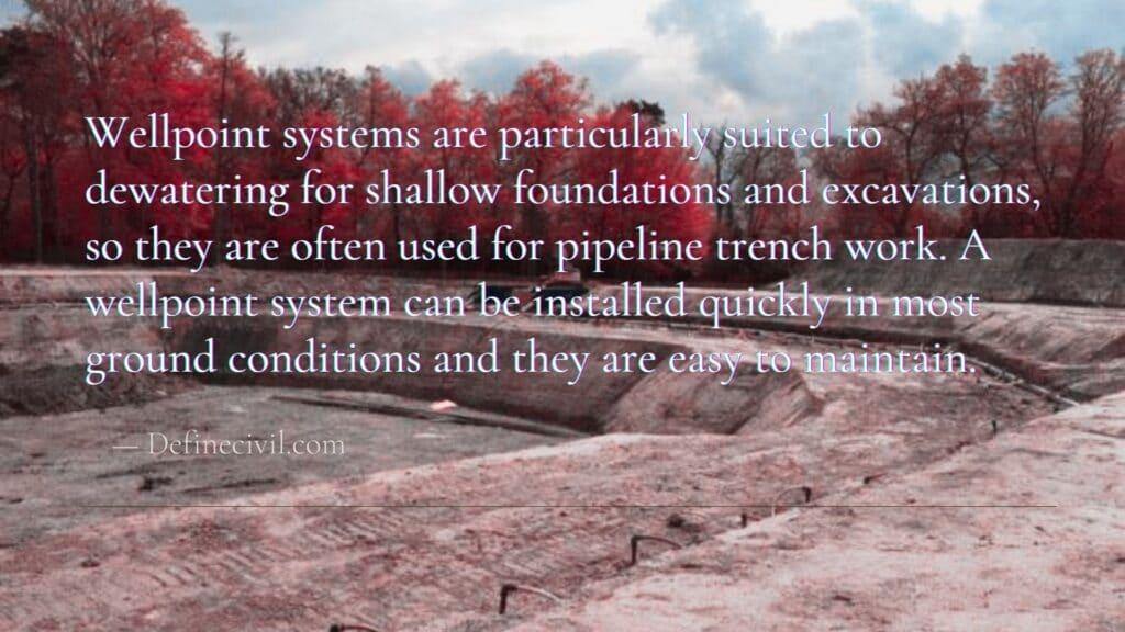 WellPoint System Definition