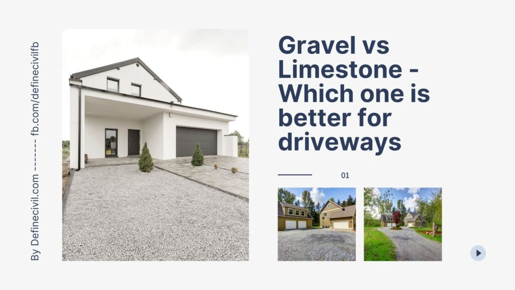 gravel limestone